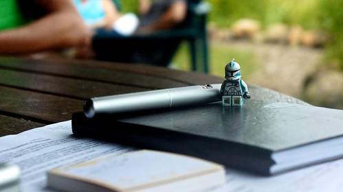 The Lone, Battlescarred Stormtrooper at Unplug'd | by aforgrave