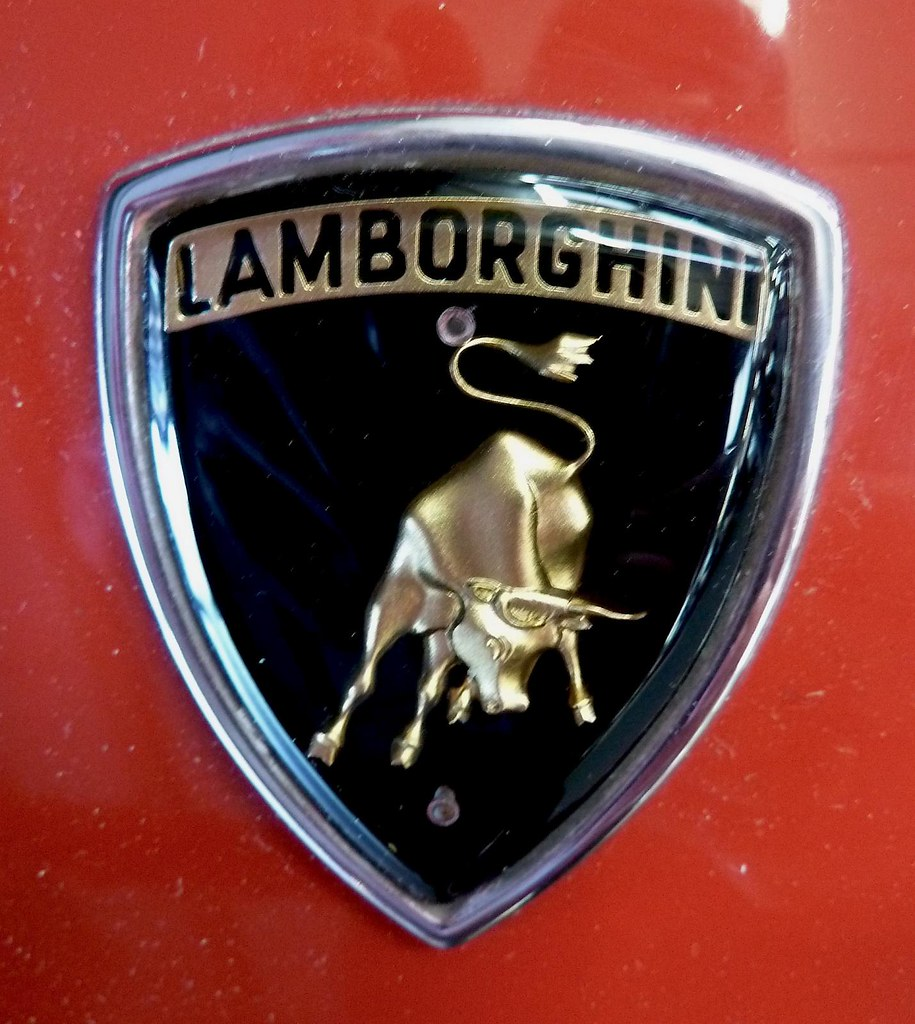 Lamborghini Badge The Lamborghini Cars Badge The Company Flickr