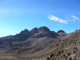 Mount Kenya | by joxeankoret