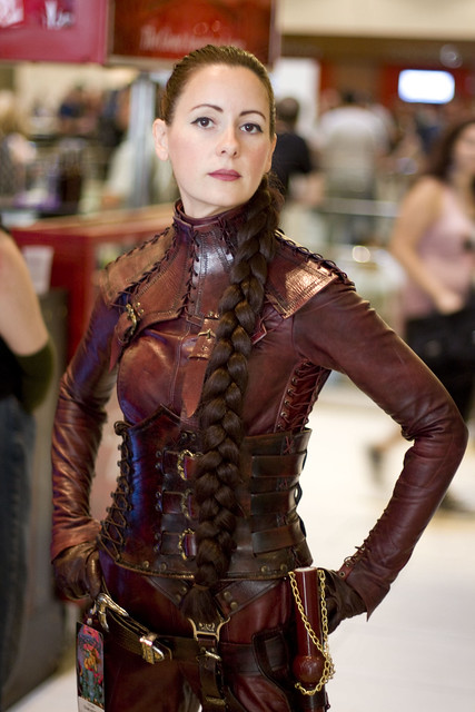 Mord'Sith from Legend of the Seeker