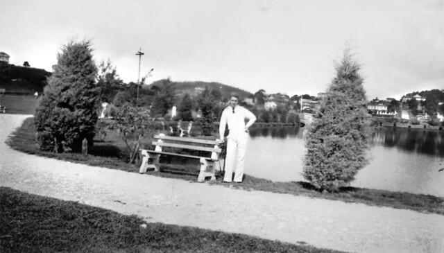 Burnham Lake, Baguio, Philippines, no date 1920s – 1930s