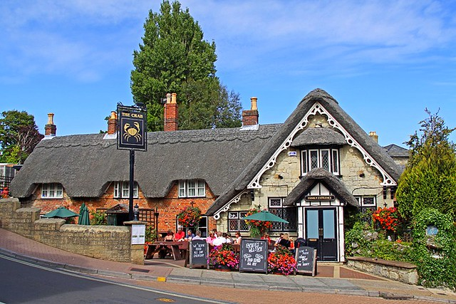 The Crab, Shanklin