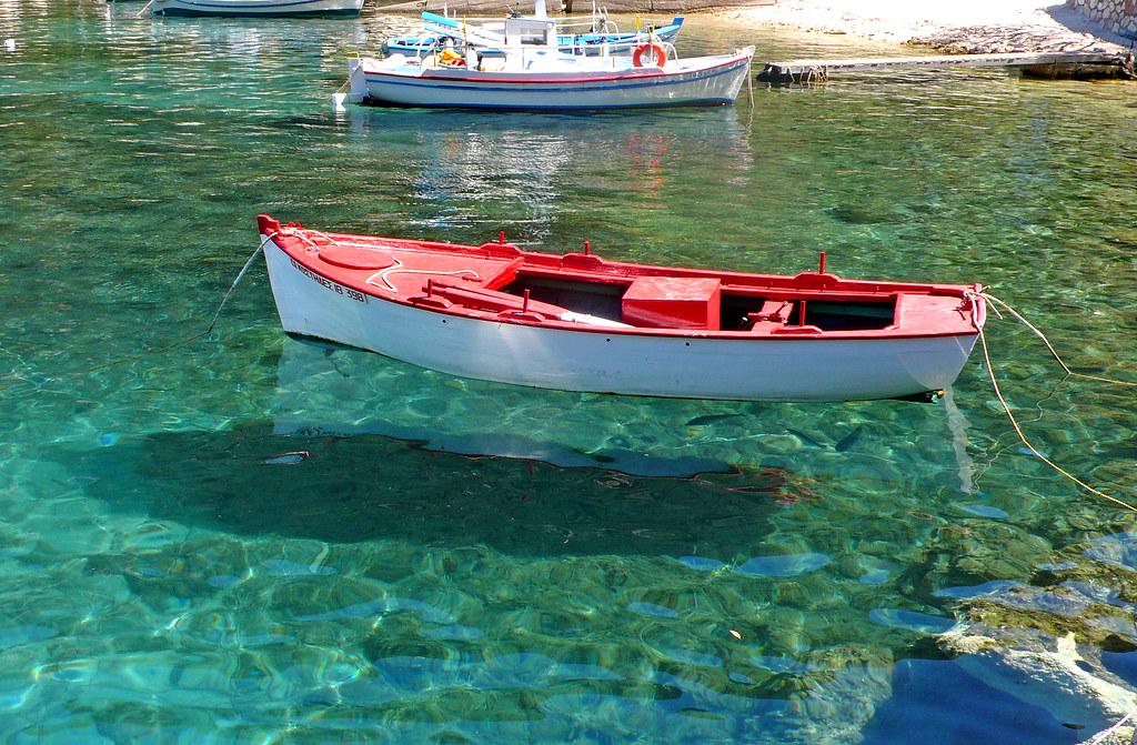 Mare delle isole greche