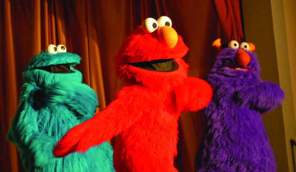 Humphreys welcomes Sesame Street   CAMP HUMPHREYS — The char