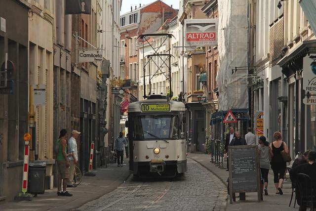 Wolstraat - Antwerpen (Belgium)