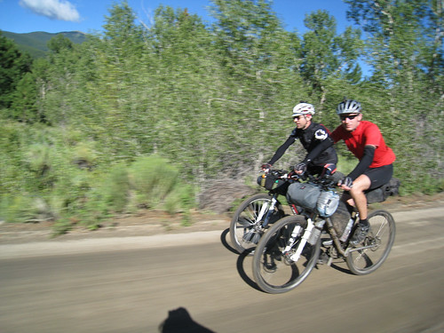 John Fettis and Steve Wilkinson on the Detour to Buena Vista | by Jesse Palmer