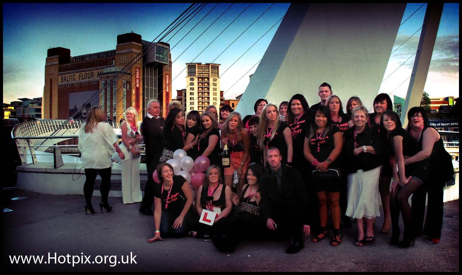 Newcastle,toon,town,upon,tyne,newcastle-upon-tyne,tony,smith,hotpix,tonysmith,tonysmithhotpix,baltic,flour,mill,hen,night,stag,stocking,england,sex,tradition,traditional,pink,lady,sexy,black,tight,tights,short,skirt,skirts,bachelorette,party,girl,girls,females,female,gateshead,river,bridges,bridge,HDR