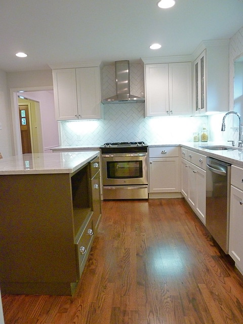 Before & After: The Kitchen & Dining Room