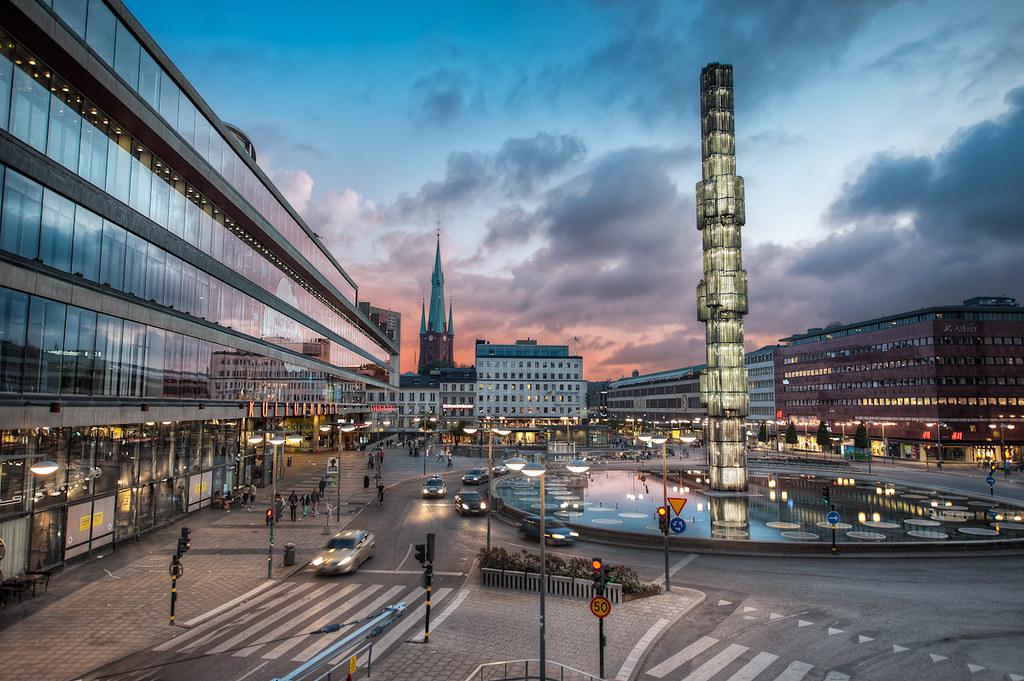 9d6c3d266c0 Sergels Torg - (Stockholm, Sweden)   *New: Circle me on Goog…   Flickr