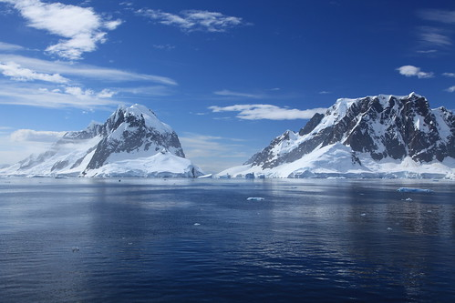 Lemaire Channel, Antarctica | by Liam Quinn