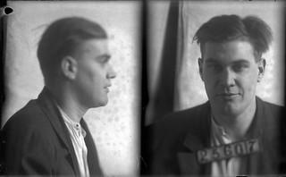 Martin, James J. (AKA- James J. Ryan). Inmate #25607 (MSA)