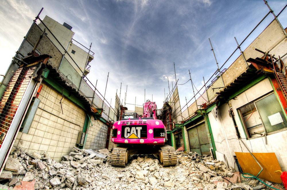DIY home renovation gone wrong. by Daifuku Sensei