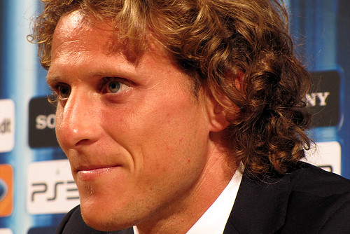 Diego Forlan | by thesportreview