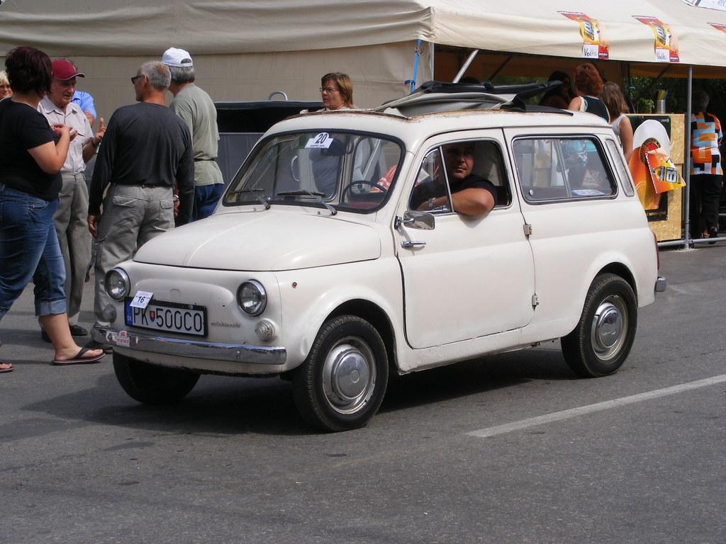Fiat 500 Combi Lonkvir Flickr