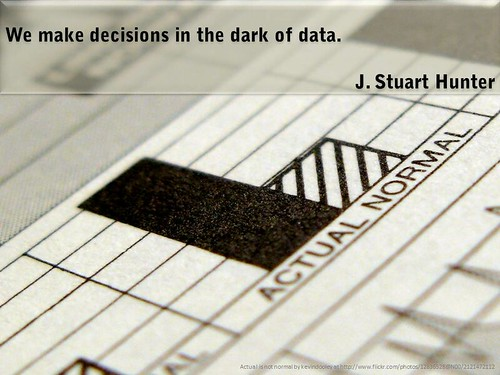 We make decisions in the dark of data | by CanadianAEh