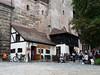 Norimberk, pod hradem, foto: Petr Nejedlý