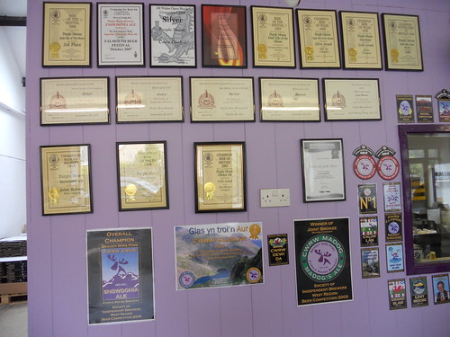 A selection of awards