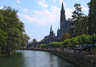Lourdes | by Andy Hay