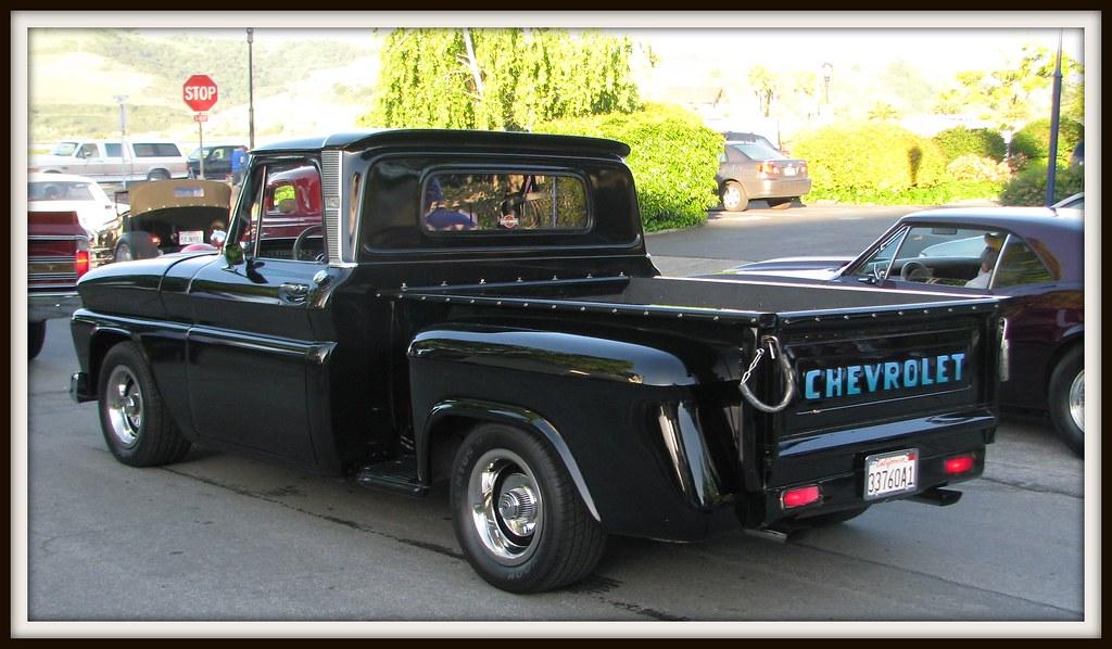 1964 Chevrolet C10 Stepside pickup '33760A1' 3 ...