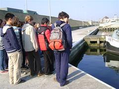Havenbezoek 30 april 2009