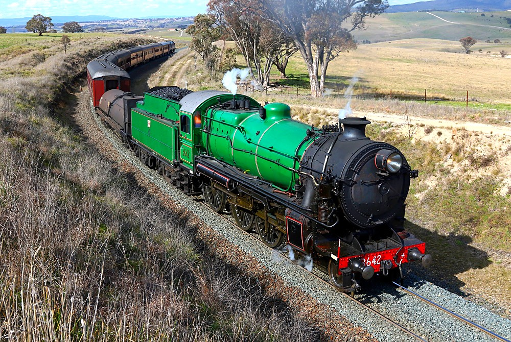 RTM 3642 on 6S71 Tumulla 24mm on Saturday 22-08-2015 by Charlie Harris
