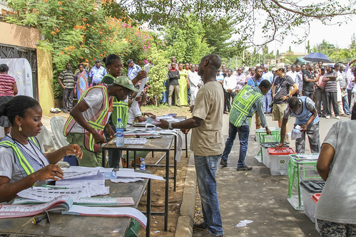 Nigerian Elections 2015 | by US Department of State