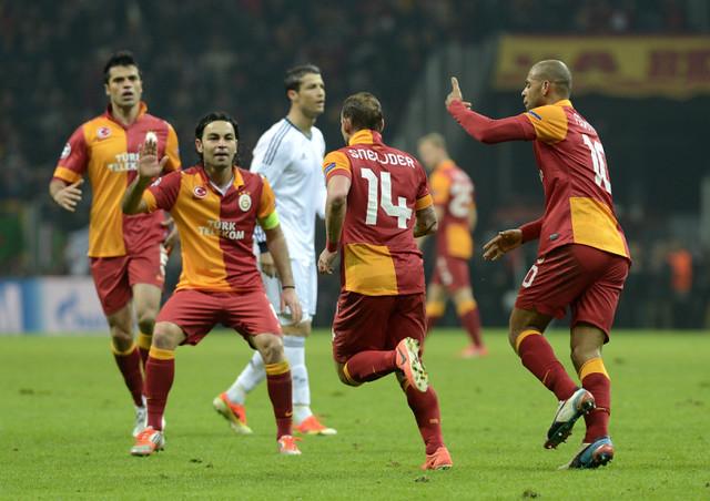 Galatasaray 3-2 Real Madrid