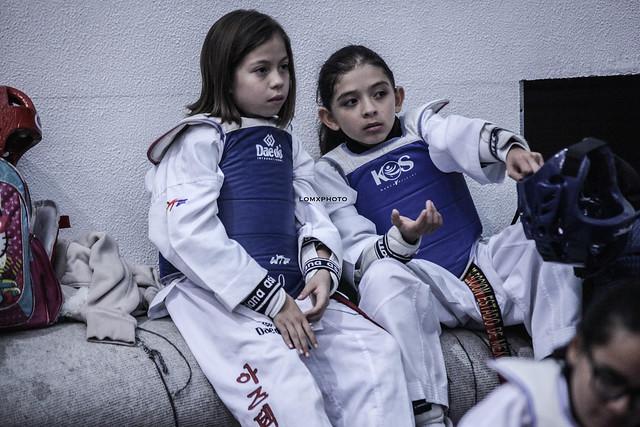 Dual meet | IPN vs Estado de Mexico | Taekwondo