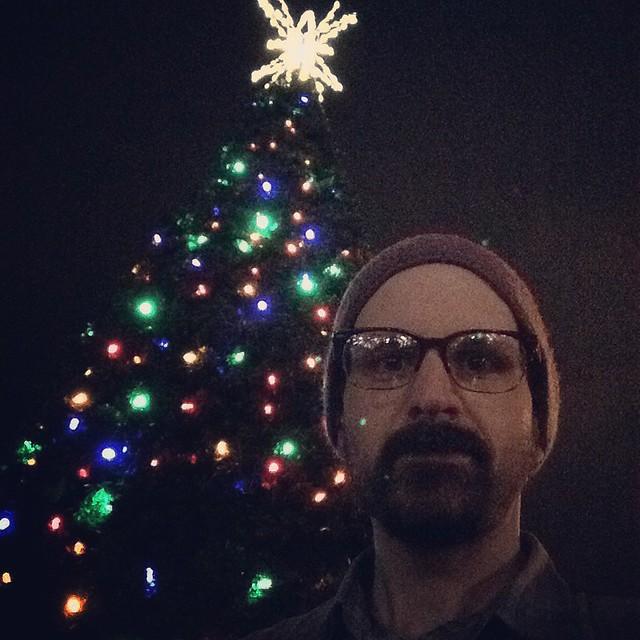 2015 Willow Grove tree lighting