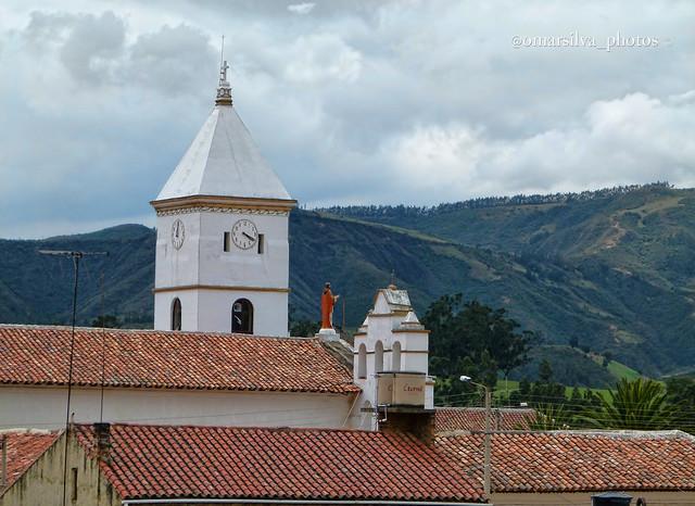 Iglesia de Floresta Boy. Colombia