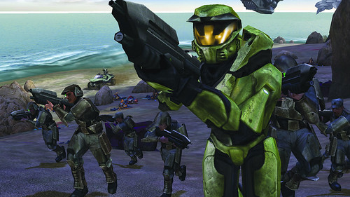 Retro Review - Halo: Combat Evolved - Here We Go | by BagoGames