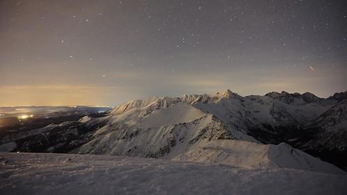 26 Tatra Mountains in New Year's Eve   by Grzegorz Czubak