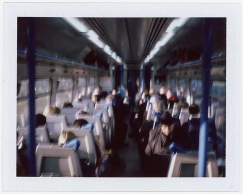 "Image titled ""Shaky Train, Bristol Temple Meads -> London Padington."""