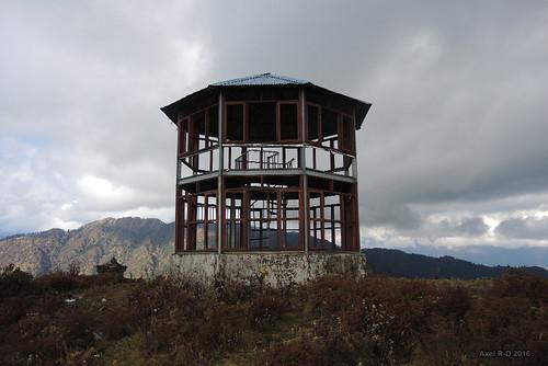 belvédère bâtiment nepal préci phaplu solukhumbu