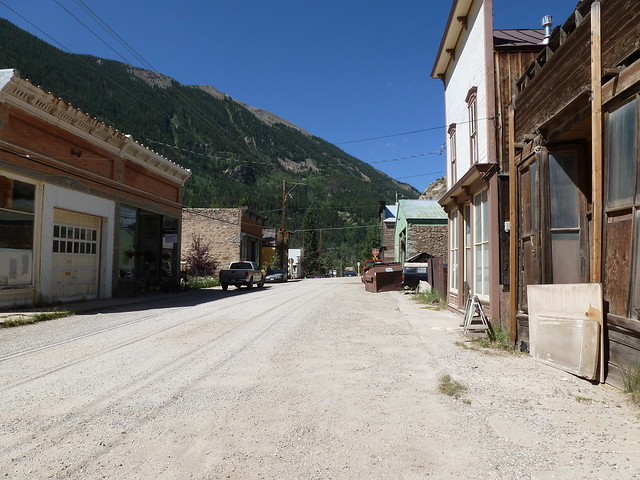 Main Drag in Silver Plume
