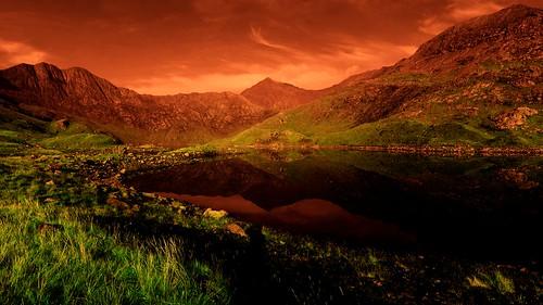 Mount Snowdon, Wales | by _asv_