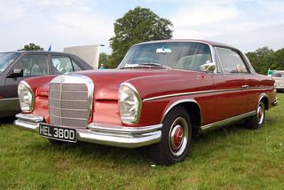 Mercedes | by allenthepostman