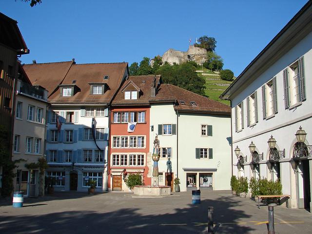 Metzgplatz, Lenzburg