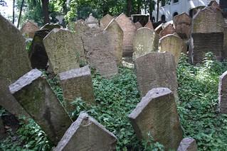 Old Jewish Cemetery (Starý židovský hřbitov), Prague (Prag/Praha) | by Ulf Liljankoski