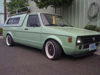 1980 VW caddy | by Sam Beebe