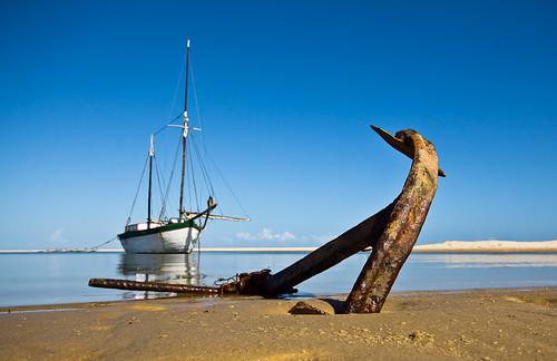 Morondava anchor, par Franck Vervial | by Franck Vervial