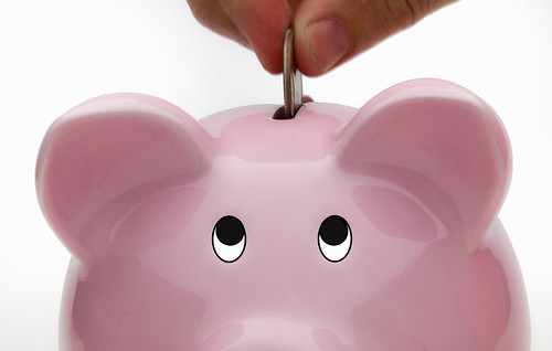 Deposit Into Piggy Bank Savings Account | by kenteegardin