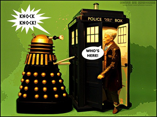 Doctor Who Joke #2 | by Rooners72TP