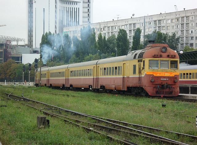 Chisinau Railway Station