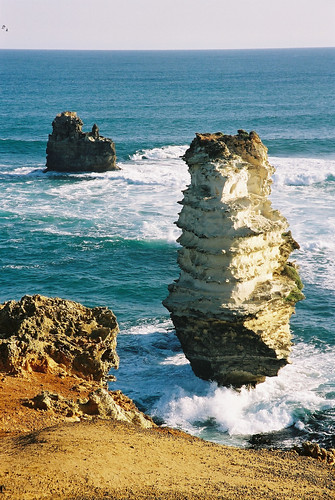 Limestone coast @ Great ocean road, Australia