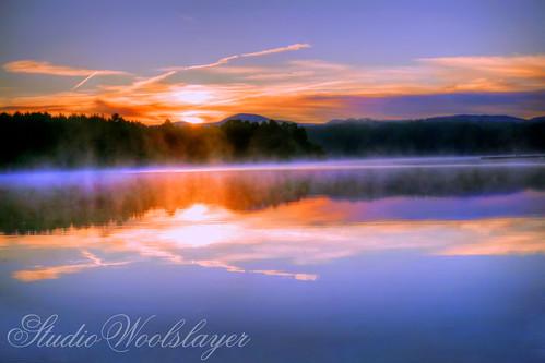 lake sunrise landscape scenic northcarolina hdr campgrimes jeanetterunyon
