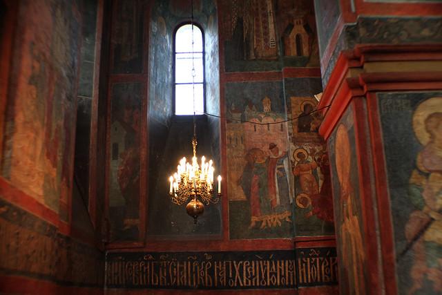 Новодевичий монастырь 1524