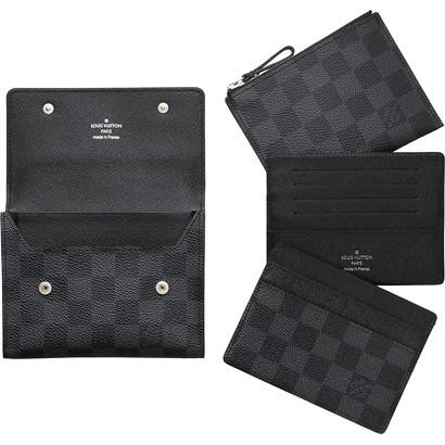 510e345d5bc5 ... Louis-Vuitton-N63083-Damier-Graphite-Canvas-Adjustable-Organizer-