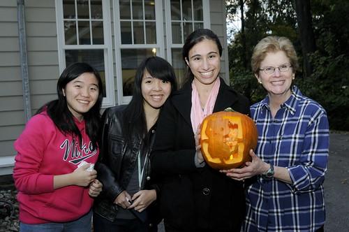 Pumpkin Carving 100