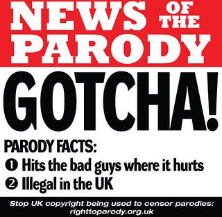 News of the Parody